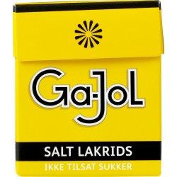 Ga-Jol Salt Lakrids Gul
