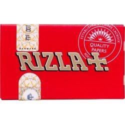 Rizla  + Rød 100 stk