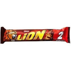 Lion Bar Kingsize 2-pak 60 gr