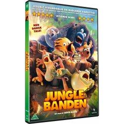 Junglebanden - DVD