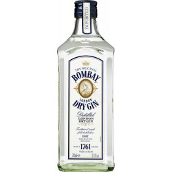 Bombay Gin Dry 70 cl