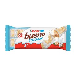 Kinder Bueno White Coconut  39 gr