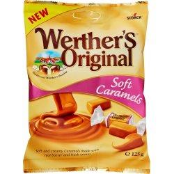 Werther''s Org Soft Caramels 125 gr
