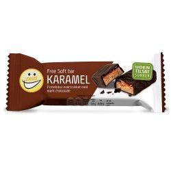 EASIS Soft bar Karamel Mørk 30 gr