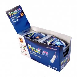 FRUTTA Aroma Filter Med Smag ( Vanilje )