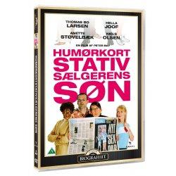 Humørkort Stativ Sælgerens Søn - DVD