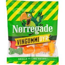 Nørregade Vingummidyr ps 10 gr