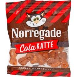 Nørregade Cola Katte ps 10 gr