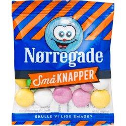 Nørregade Små Knapper ps 10 gr