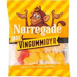 Nørregade Søde vingummidyr ps 10 gr
