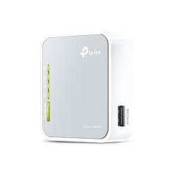 TP-Link trådløs 3G/4G Router - Kompakt Model - 150 Mbps