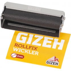 "Gizeh Rollfix Roller 8 mm ""Metal"""