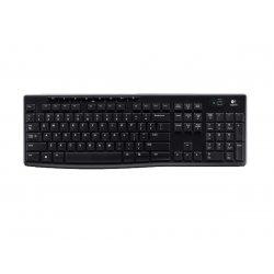 Logitech Wireless Keyboard K270 Tastatur Trådløs