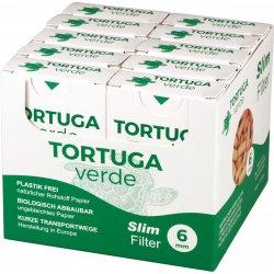 Tortuga Verde Filter Slank 6 mm