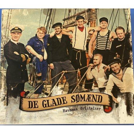 De Glade Sømænd  cd+dvd