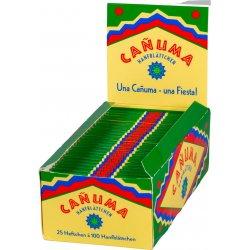 CANUMA 100 Stk Cigaretpapirer