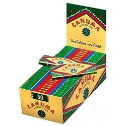CANUMA 60 Stk Cigaretpapirer