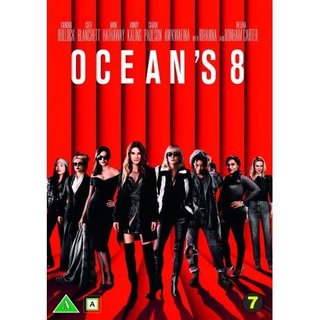 Oceans 8 - DVD