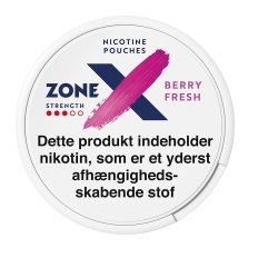 Zone X Berry Fresh Strong