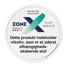 Zone X Mint Breeze Strong