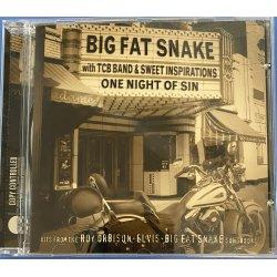 Big Fat Snake  cd