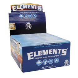 Elements King Size -Papirer