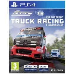 FIA European Truck Championship - PlayStation 4