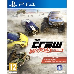 The Crew - Wild Run -udgave - PlayStation 4