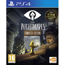 Little Nightmares - Complete Edition - PlayStation 4