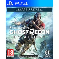 Tom Clancy's Ghost Recon: Breakpoint (Auroa Deluxe Edition) - PlayStation 4