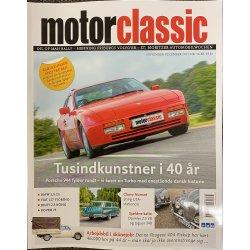 MotorClassic Bilblad