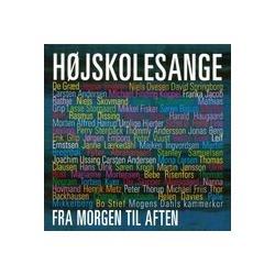 Højskolesange  Fra morgen til aften CD 1