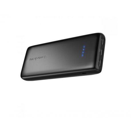 RAVPower Ace 22000 mAh powerbank, 3 x USB-A output