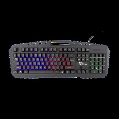 White Shark - Apache Keyboard + Mouse Combo