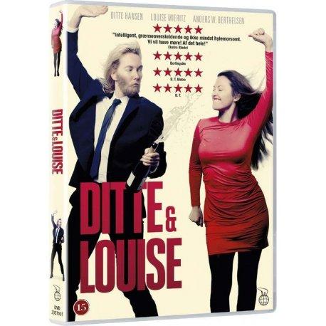 Ditte Og Louise - DVD
