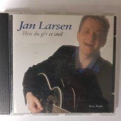 Jan Larsen Hvis Du Gir Et Smil
