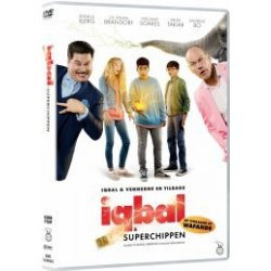 Iqbal Og Superchippen - DVD
