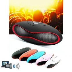 Smart Trådløs Bluetooth Højtaler Sort