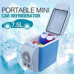 Mini-køleskab til bilencampingvogn m.v.