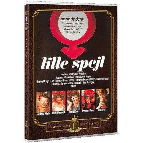 Lille Spejl - DVD