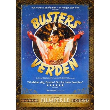 Busters Verden - DVD
