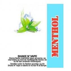 Shake N Vape Menthol