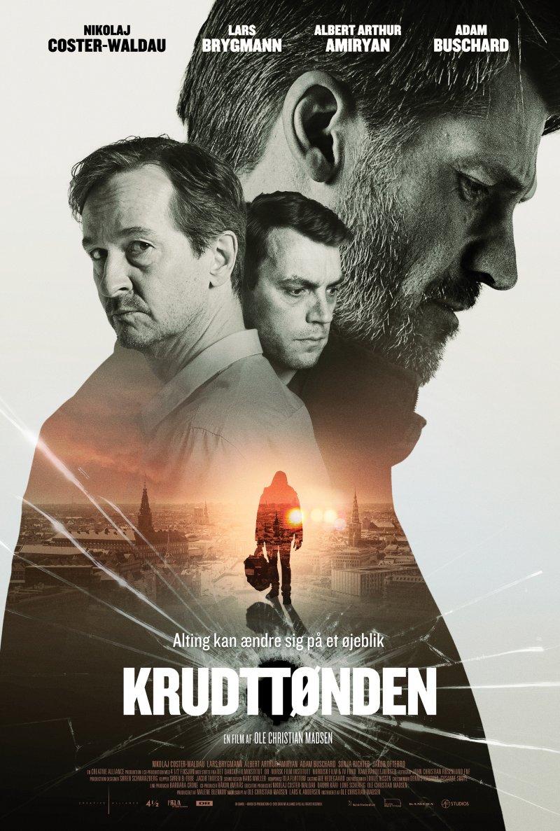 krudt tønden - DVD - Blu-Ray