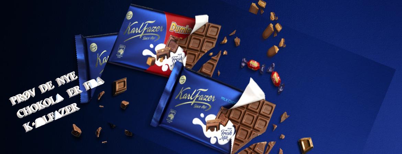 frazer chokolade