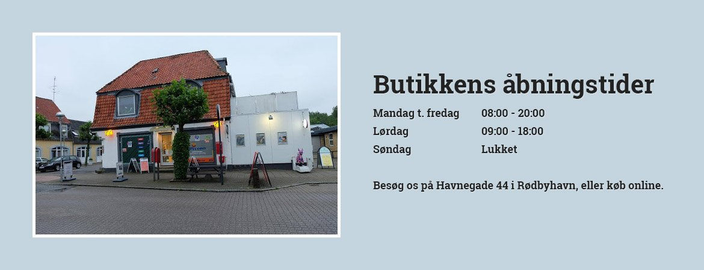Kiosken Rødbyhavn