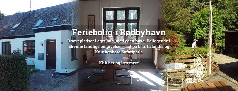 Feriebolig i Rødbyhavn